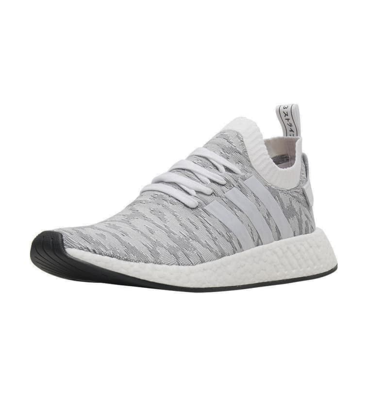 the latest 61cd2 45202 Adidas NMD R2 Primeknit (White) - BY9410 | Jimmy Jazz