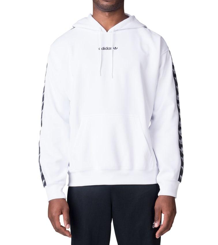 Adidas TNT Tape Hoody (White) CE1640 100 | Jimmy Jazz
