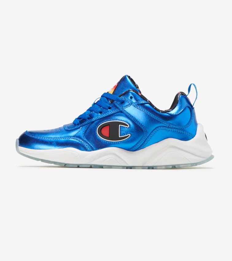 427de8a6af5 Champion 93 Eighteen Metallic Sneaker (Blue) - CM100109M