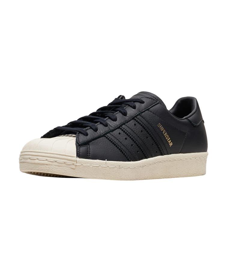 new styles ead49 664b9 Adidas Superstar 80s (Black) - CQ2656 | Jimmy Jazz