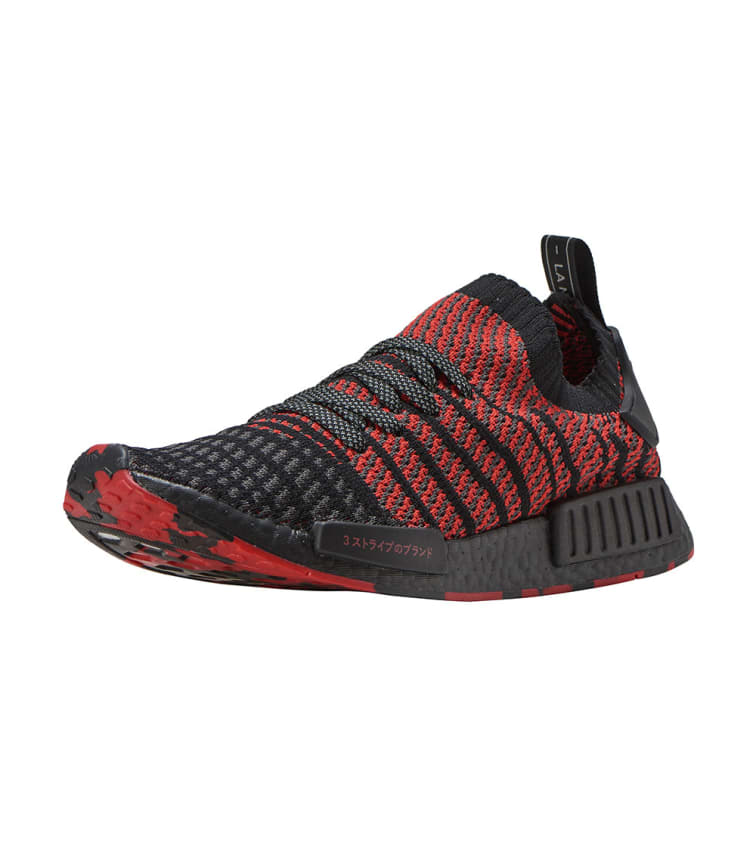 competitive price 57ff5 32e15 Adidas NMD_R1 Primeknit (Black) - D96817 | Jimmy Jazz