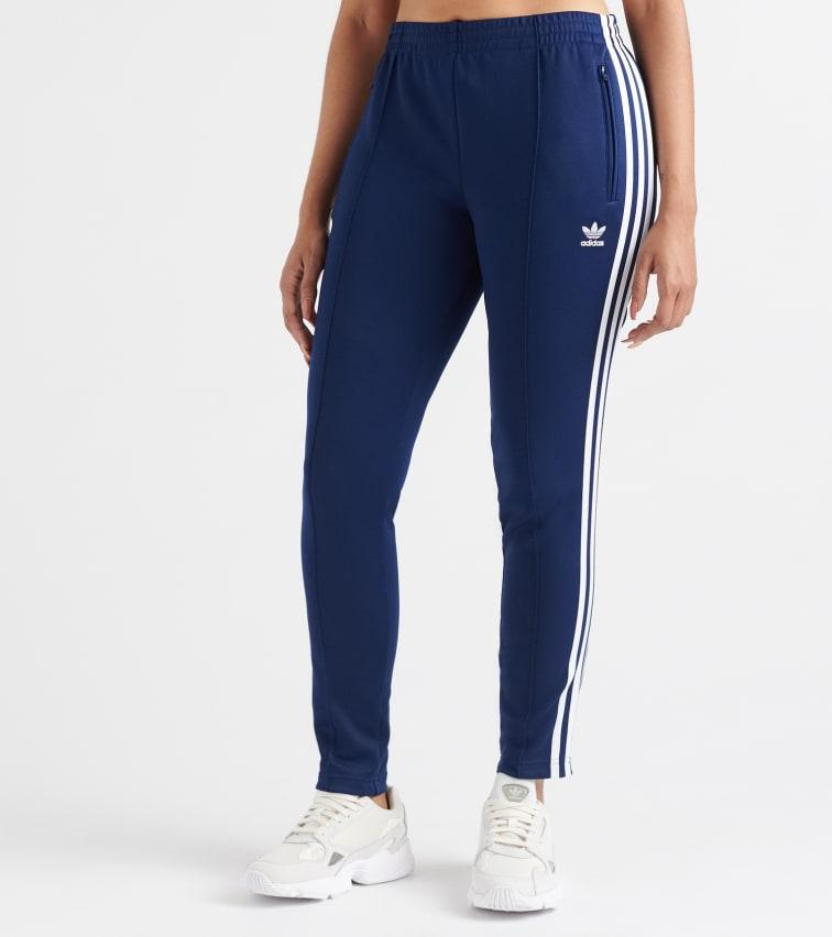 Adidas Originals Track Pant In Navy