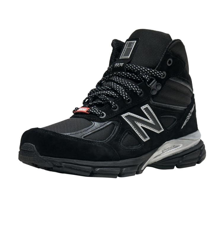 online store b50ba c7ae0 New Balance 990 BLACK PANTHER (Black) - MO990BP4 | Jimmy Jazz