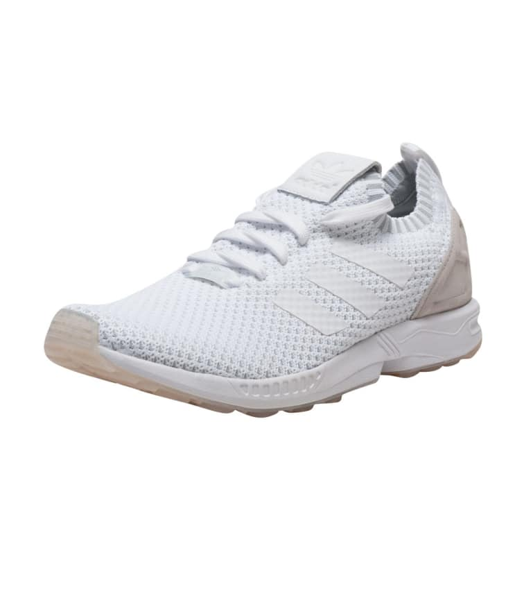 the best attitude 0284e d9a1f Adidas ZX FLUX PRIMEKNIT (White) - S75977 | Jimmy Jazz