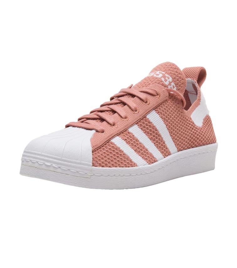 Cheap Adidas Superstar 80s Primeknit Pink S76538