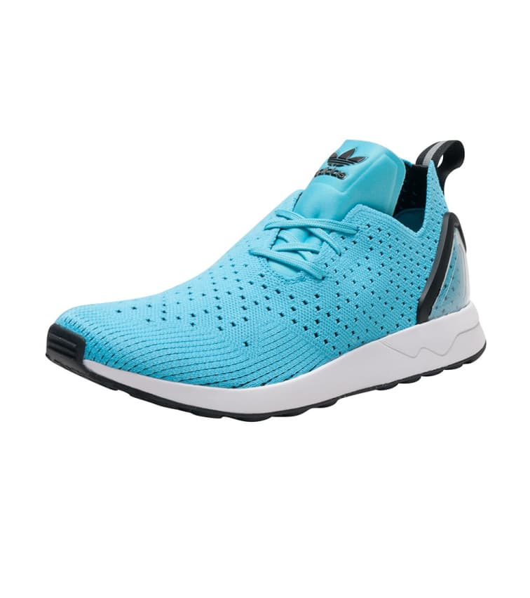 more photos 8f0a1 16926 Adidas ZX FLUX RACER PRIMEKNIT (Blue) - S79064 | Jimmy Jazz