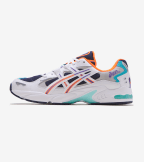 Asics  Gel Keyano 5 OG  White - 1021A163-400 | Jimmy Jazz