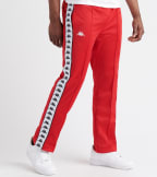 Kappa  222 Banda Astoriazz Joggers  Red - 304KQU0-936 | Jimmy Jazz