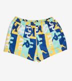 Kappa  Authentic Sand Cake Swim Shorts  Green - 304S3C0-908 | Jimmy Jazz