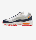 Nike  Air Max 95  Navy - 307960-405 | Jimmy Jazz