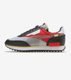 Puma  Rider  Black - 372350-01 | Jimmy Jazz