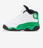 Jordan  Retro 13 Lucky Green  White - 414581-113 | Jimmy Jazz