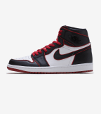 Jordan  Air Jordan 1 High OG Meant To Fly  Black - 555088-062 | Jimmy Jazz
