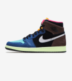 Jordan  Air Jordan 1 Retro High OG Bio Hack  Brown - 555088-201 | Jimmy Jazz