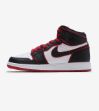 Jordan  Air Jordan 1 High OG Meant To Fly  Black - 575441-062 | Jimmy Jazz