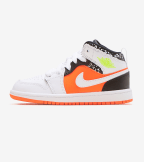 Jordan  Air Jordan 1 Mid  Multi - 640734-870 | Jimmy Jazz