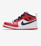Jordan  Air Jordan 1 Mid   White - 640735-173 | Jimmy Jazz