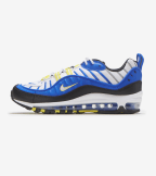Nike  Air Max 98  Blue - 640744-400 | Jimmy Jazz