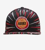 Mitchell And Ness  Houston Rockets Nucleo Snapback  Multi - 6HSSMM18097HRO | Jimmy Jazz