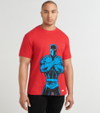 A.K.O.O.  Claw Tee  Red - 70M1203-RED | Jimmy Jazz