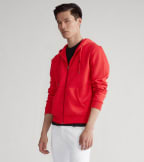 Polo Ralph Lauren  Double Knit Tech Hoodie  Red - 710652313031-RED   Jimmy Jazz