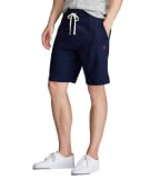 Polo Ralph Lauren  Cotton Mesh Shorts  Navy - 710790292003-CNV | Jimmy Jazz