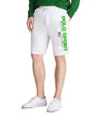 Polo Ralph Lauren  Polo Sport Icon Shorts  White - 710800487002-WHT   Jimmy Jazz