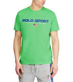 Polo Ralph Lauren  Polo Sport Icon Tee  Green - 710800906005-NGN | Jimmy Jazz
