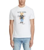 Polo Ralph Lauren  New York Bear Tee  White - 710822581001 | Jimmy Jazz