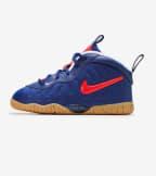 Nike  Little Posite Pro  Blue - 843769-405 | Jimmy Jazz