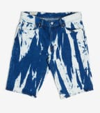 Levis  502 Taper Long Denim Short  Blue - 85218-0010 | Jimmy Jazz