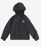Jordan  Boys' Jumpman Windbreaker Jacket  Black - 858025-023 | Jimmy Jazz