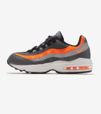 Nike  Air Max 95  Grey - 905461-033 | Jimmy Jazz