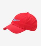 Nike  H86 Essential Swoosh Dad Hat  Red - 943091-660 | Jimmy Jazz