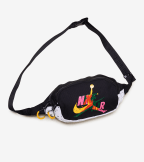 Jordan  Classics Crossbody Bag  Black - 9A0260-K25 | Jimmy Jazz