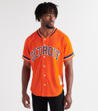 Mitchell And Ness  Kirk Gibson 1993 Detroit Tigers Jersey  Orange - ABBFGS18309-DOR | Jimmy Jazz
