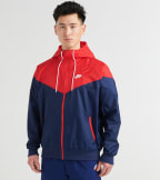 Nike  NSW Windrunner Jacket  Navy - AR2191-410 | Jimmy Jazz
