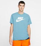 Nike  Nike Sportswear T-Shirt  Blue - AR5004-424 | Jimmy Jazz