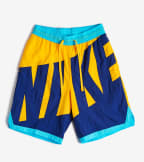 Nike  Nk Dry Short Throwback At  Gold - AT3165-739 | Jimmy Jazz