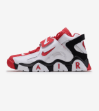 Nike  Air Barrage Mid  Red - AT7847-102 | Jimmy Jazz