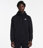 Nike  Nike Sportswear Club Hoodie  Black - BV2645-010 | Jimmy Jazz