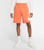 Nike  NSW Club Shorts  Orange - BV2721-871 | Jimmy Jazz