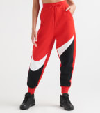 Nike  Swoosh Pant Fleece BB  Red - BV3937-657 | Jimmy Jazz
