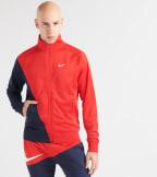 Nike  NSW Swoosh Jacket  Red - BV5287-657 | Jimmy Jazz