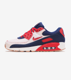 Nike  Air Max 90 Home & Away  Red - CJ0611-101 | Jimmy Jazz