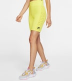 Nike  NSW Air Bike Shorts  Yellow - CJ3125-731 | Jimmy Jazz