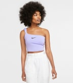 Nike  NSW Swish Tank Top  Purple - CJ3805-569 | Jimmy Jazz