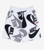 Nike  NSW All Over Print Shorts  White - CJ4406-010 | Jimmy Jazz