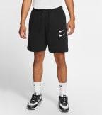 Nike  NSW Swoosh Short  Black - CJ4882-010 | Jimmy Jazz