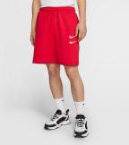Nike  Sportswear Swoosh Short  Red - CJ4882-657 | Jimmy Jazz